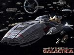Battlestar Galactica: Zachraň vesmír!